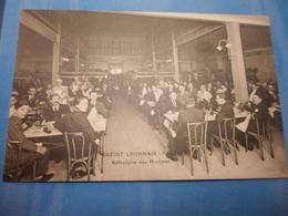 Carte Postale Credit Lyonnais Réfectoire Des Hommes - Banques