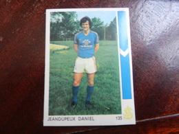 DOC6) FIGURINA ADESIVA 1978 JEANDUPEUX DANIEL N° 135 - Autres