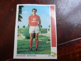 DOC6) FIGURINA ADESIVA 1978 BOISSIER BERNARD N° 275 - Vignettes Autocollantes