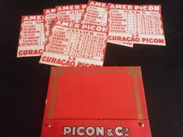 Calendrier 1931 - CURACAO PICON - Calendars