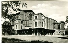003764  Bayreuth - Richard-Wagner-Festspielhaus 1942 - Bayreuth