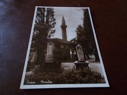 B686   Tirana Albania Moschea Non Viaggiata - Albania