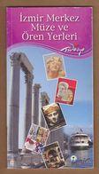 AC - MUSEUMS AND RUINS OF IZMIR TURKEY BOOK 2012 - Libros, Revistas, Cómics
