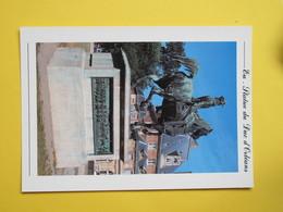 EU - Statue Du Duc D'Orléans - Eu