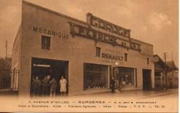 17 SURGERES Garage  1 Avenue St-Gilles - Surgères
