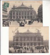 France  Paris - Acanémie Nationale De Musique - 2 Cartes  :  Achat Immédiat - France