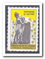 Amerika, Postfris MNH, Happiness Is Helping - Machine Stamps (ATM)