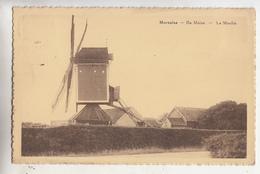 Merksplas - Merxplas ) De Molen En Omgeving - Uitg. G. Noterdame-Van Den Aeckerveken - Moulins à Vent