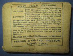 Pansement GB WW2 - 1939-45