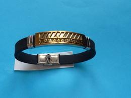 BRACELET  BICOLOR  NEUF  (  7  PHOTOS  ) - Bracelets