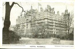 003784  Hotel Russell, London - London