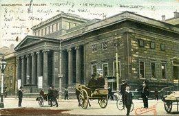 003785  Manchester - Art Gallery 1907 - England