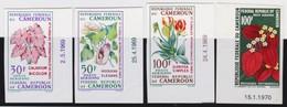 Cameroon            .    Yvert   .   4 Stamps      .    **     .    Postfris      .     /    .    MNH - Kameroen (1960-...)