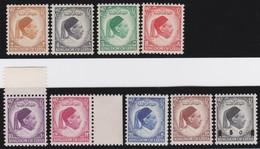 Liberia        .   Yvert    .     126/133    .       **       .   Postfris   .     /    .     MNH - Liberia