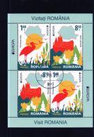 ++ RUMANIA / ROMANIA / ROUMANIE Año 2012 Usada Europa CEPT - 1948-.... Repúblicas