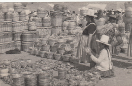 BOLIVIA - Cochabamba - Market - Bolivia