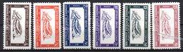 Col9  Grand Liban :  N° 122 à 127 Neuf  X MH , Cote : 92,00 Euro - Unused Stamps