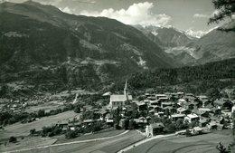 003789  Ernen - Wannehorn U. Fiesteraarhorn - VS Valais