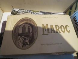 Carnet De 36 Cartes Maroc - Maroc