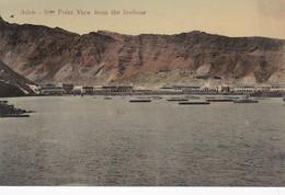 Yemen Aden View From The Horbour - Yémen