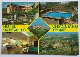 CHIANCIANO TERME HOTEL RAFFAELLO NV FG - Siena