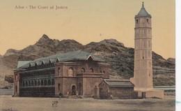 Yemen Aden The Court Of Justice - Yémen