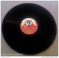 78Trs*ANA MARIA GONZALEZ*< ANOCHE HABLE CON LA LUNA/DOS ARBOL. < COLUMBIA  R 14680 - 78 T - Disques Pour Gramophone