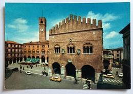 TREVISO PIAZZA DEI SIGNORI VIAGGIATA FG - Treviso