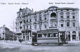"003796  Sofia - Grand Hotel ""Panach"" - Bulgarien"