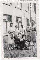 Women Posing In Brugge 1939 - Photo - & Lace - Brugge