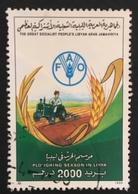 Libya 1990 F.A.O. USED - Libya