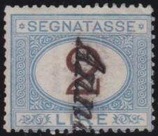 Ialy        .   Yvert     .       Taxe  14        .       O      .    Gebruikt     .     /    .     Cancelled - 1900-44 Vittorio Emanuele III