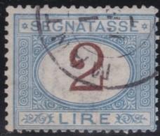 Ialy        .   Yvert     .       Taxe  14        .       O      .    Gebruikt     .     /    .     Cancelled - 1900-44 Victor Emmanuel III