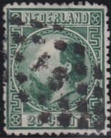 Nederland      .   NVPH    .     12    .        O      .   Gebruikt    .     /    .     Cancelled - Periode 1852-1890 (Willem III)