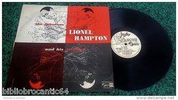 LP 30cm * The Fabulous LIONEL HAMPTON * And His ALL-STARS < Jazztone SJS-1238 - Jazz