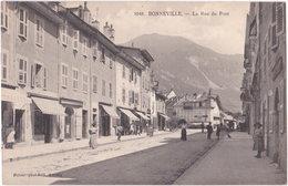 74. BONNEVILLE. La Rue Du Pont. 1048 - Bonneville