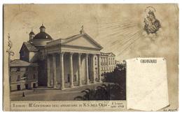 Chiavari (Genova) - Ricordo - III Centenario Dell'apparizione Di N.S. Dell'Orto - 2 Luglio 1610-1910. - Genova