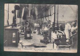 CPA (42) Saint-Etienne  -  Manufacture Française D'Armes Et Cycles  -  Atelier Brasage - Saint Etienne