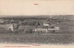 Meuse - VOID - Vue Générale - Autres Communes