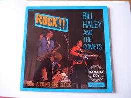 BILL HALEY  AND THE COMETS : EP VI 281 POCHETTE SEULE, SANS LE DISQUE - VOIR Les 2 SCANS - Collector's Editions