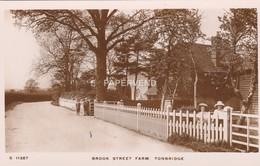Kent  TONBRIDGE  Brook Street Farm RP  K388 - Angleterre
