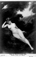 Salon 1908 - Tableau Peinture -  HANRIOT  - Nue Feminin - Paintings