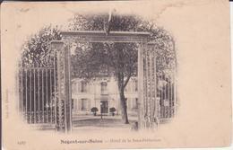 CPA - 2567. NOGENT SUR SEINE Hôtel De La Sous Préfecture - Nogent-sur-Seine