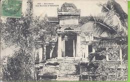 --   SOUVENIR DES RUINES D'ANGKOR   -- TIMBRE-1909 - Cambodia