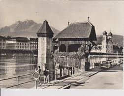Lucerna - Veduta (animata) - Switzerland