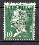 Col9  Grand Liban  Variete  :  N° 39 , Texte Arabe Different  Oblitéré  , Cote :    6,00 Euro - Unused Stamps