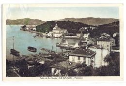 Golfo De La Spezia - Le Grazie - Panorama. - La Spezia