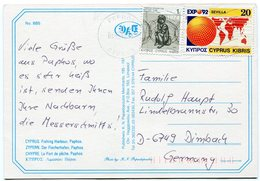 Cyprus - Postcard - Carte Postale - Cyprus (Republic)