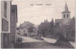 74. VALLEIRY. L'Eglise. 1614 - France