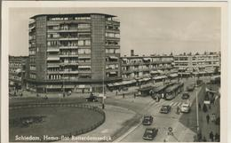 Schiedam V. 1954  Hema-flat Rotterdamsedijk (179) - Schiedam